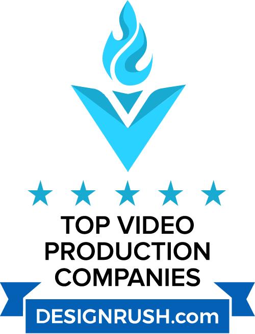 DesignRush video production companies